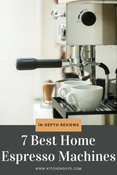 Best Home Espresso Machine, Breville Espresso Machine, Espresso At Home, Espresso Machine Reviews, Espresso Coffee Machine, Best Coffee Grinder, Best Coffee Maker, Coffee Shop, Coffee Coffee