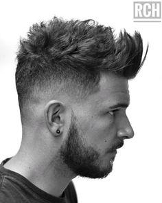 ryancullenhair-quiff-haircut-for-men #menshairstylesthickhair