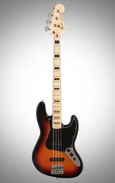 Play with the mean, mean stride of Geddy Lee. Loaded with dual vintage single-coils, this Jazz Bass packs all the style and tone of his original J Bass. Fender Bass Guitar, Acoustic Guitars, Martin O'malley, Paint Color Codes, Geddy Lee, Bass Guitar Lessons, 3d Printer Projects, Guitars For Sale, Guitar Shop