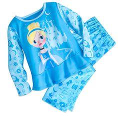 Cinderella Sleep Set for Girls