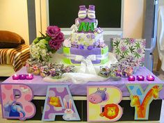baby shower ideas | Ideas para decorar un baby shower con mucho amor