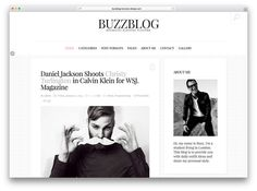 An amazing collection of the best three column WordPress themes for online magazines, business and other stunning and mobile-ready websites. Simple Wordpress Themes, Blog Websites, Magazine Website, Cool Tumblr, Blog Layout, Tumblr Fashion, Layouts, Blogging, Templates