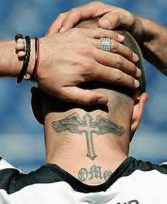 Famous Soccer Tattoos: From David Beckhams' world famous tattoos to U.S. Women's team member Natasha Kai and her massive tattoos, soccer players from around the world...