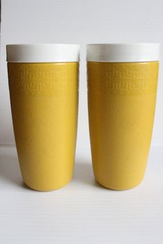 THERM 0 WARE Insulated Cup  Vintage Pair Poolside by TheJellyJar