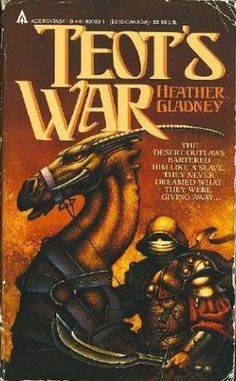 Heather Gladney, Teot's War (The Song of Naga Teot, #1)