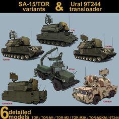 3d model variants sa 15 gauntlet