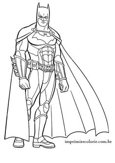 Batman Coloring Pages to Print. Who doesn't know Batman? Maybe all Dc fans and superhero movie fans must have heard at least this Batman figure. Batman is one of the most famous supe. Star Wars Coloring Book, Superhero Coloring Pages, Spiderman Coloring, Lego Coloring Pages, Coloring Pages For Boys, Animal Coloring Pages, Coloring Pages To Print, Printable Coloring Pages, Coloring Books