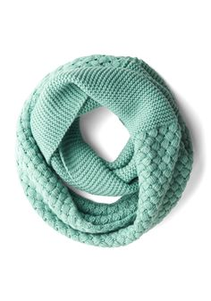 Chill Out on the Town Scarf in Teal, #ModCloth