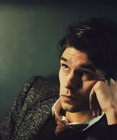 Ben Wishaw. Loved him as John Keats. Oh the water works.