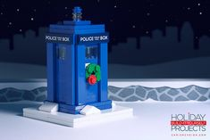 2013 Build-it-Yourself LEGO Holiday Ornaments by Chris McVeigh.