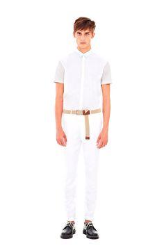 DKNY coleccion primavera verano 2014 New York Fashion Week