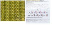 Мобильный LiveInternet Машинное вязание.Узоры | Sveta_Snake - Дневник Sveta_Snake |
