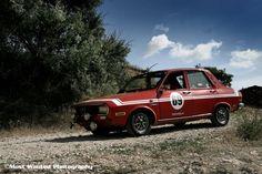 Most Wanted Photography: Rallye Motherfucker | Dacia 1300 |