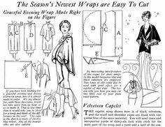 square scarf with diagonal slit for tying as wrap vintage patterns 1920s - Svet Lana - Picasa Web Albums