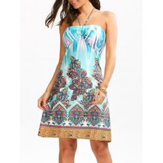 Back Vintage Dress Cheap Casual Style Online Free Shipping at DressLily.com