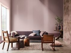 Flexa kleur van het jaar Heart Wood - I Love My Interior Room Paint Colors, Paint Colors For Living Room, Best Interior Paint, Interior Design, Brown House, Home Trends, House Painting, Living Spaces, Room Decor