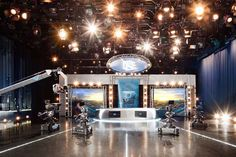 Scientology Media Productions Opens to Give the Church Its Own Voice Across All Media Formats Including Television.
