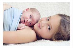 Baby and big sis
