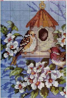 *♥* Birdhouse Part1