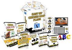 Easy DIY Chicken Coop Plans - How to build your own chicken coop