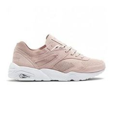 Baskets Puma R698 Soft Rose - Sneaker Bar Pink Dogwood Trinomic #Baskets #Puma