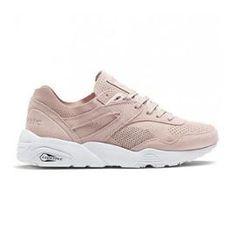 Baskets Puma R698 Soft Rose - Sneaker Bar Pink Dogwood Trinomic #Baskets #Puma