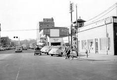 The Prince  Charles, Sears & Roebuck, and Blanton Cigar Company, Hay Street Fayetteville NC