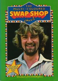 Noel Edmonds, Multi-Coloured Swap Shop, a must on a Saturday morning