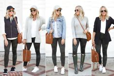 6 Ways To Wear Spanx Camo Leggings Camo Leggings Outfit, Leggings Fashion, Legging Outfits, Casual Mom Style, Classic Style, Fall Capsule Wardrobe, Weekend Outfit, Spanx, Mode Inspiration