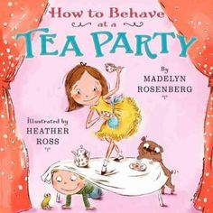 What happens when opinionated Julia tries to teach her carefree little brother, Charles, how to behave at a tea party? This sweet and silly take on the classic manners theme is filled with sibling ant
