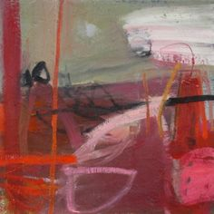 Jane Lewis paintings in oils and more work on paper on her website