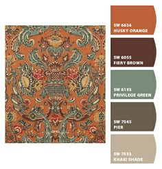 Paint colors from Chip It! by Sherwin-Williams Farmhouse Paint Colors, Exterior Paint Colors, Paint Colors For Home, House Colors, Color Schemes Colour Palettes, Colour Pallete, Favorite Paint Colors, Color Stories, Color Card