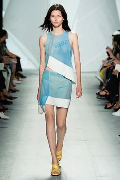 Lacoste spring 2015 ready to wear collection.