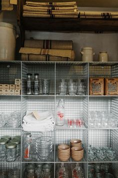 Baileys Homeware, Bridstow, UK, Photos by Rich Stapleton for Cereal Magazine | Remodelista