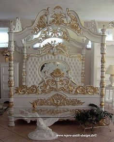 schlafzimmer barock prunk pomp s barock pinterest. Black Bedroom Furniture Sets. Home Design Ideas