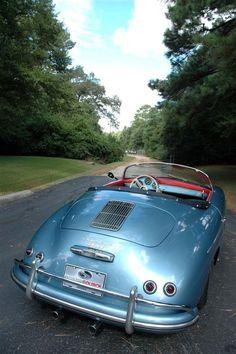 1957 Porsche 356 A Super Speedster