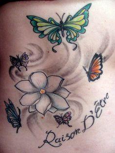 com img src http www tattoostime com images 49 jasmine flower tattoo Jasmine Flower Tattoos, Flower Vine Tattoos, White Flower Tattoos, Tattoo Flowers, Bild Tattoos, Love Tattoos, Picture Tattoos, Body Art Tattoos, Tatoos