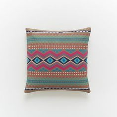 Embroidered Puebla Pillow Cover #westelm