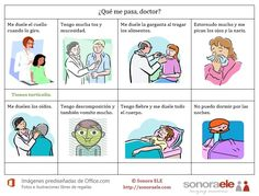 TOUCH this image to discover its story. Image tagging powered by ThingLink - Todo Sobre La Salud Bucal Spanish Teacher, Spanish Classroom, Teaching Spanish, Ap Spanish, Spanish Lessons, Spanish Activities, Educational Activities, Spanish Expressions, Dental Hygiene School
