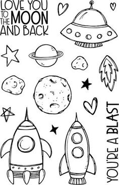 Jane's Doodles Clear Stamps to the Moon Related posts: Floral doodle 🌿🌹. , , … Bullet Journal Doodles: 24 great doodle ideas for beginners and …