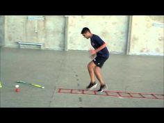 (17) ejercicios pliometricos generales especiales y especificos - YouTube