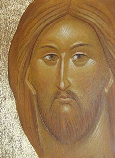 An Interview with Iconographer Federico José Xamist, contemporary Chilean painter of tradition Orthodox icons. Like Icon, All Icon, Paint Icon, Study Architecture, Byzantine Icons, Orthodox Icons, Archetypes, Printmaking, Jesus Christ