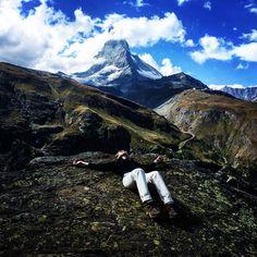 Nature 🏔 #matterhorn #trip #MakyProchi