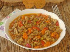 Fırında Mantar Graten Tarifi, Nasıl Yapılır? (Resimli)   Yemek Tarifleri Ratatouille, Thai Red Curry, Soup, Ethnic Recipes, Losing Weight, Soups
