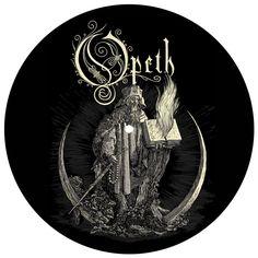 Opeth Vinyl Slipmat