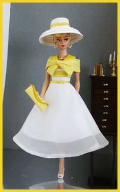 OOAK Fashions for Silkstone / Fashion Royalty / Vintage barbie / Poppy parker | eBay