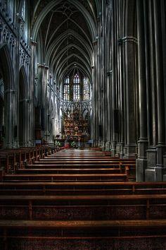 Tilburg - St Joseph Church HDR by Ugo F. Turcio, via Flickr