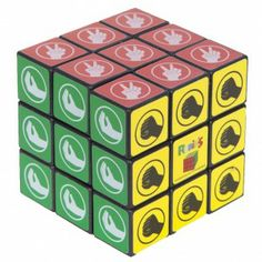 Cubo Rubik > Rock-Paper-Scissors-Lizard-Spock (The Big Bang Theory)