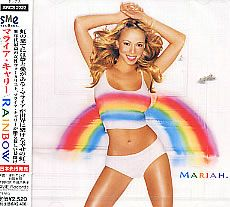 For Sale - Mariah Carey Rainbow Japan Promo  CD album (CDLP) - See this and 250,000 other rare & vintage vinyl records, singles, LPs & CDs at http://991.com