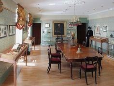 Lake Geneva Region Tourist Office (Switzerland) - Sherlock Holmes Museum